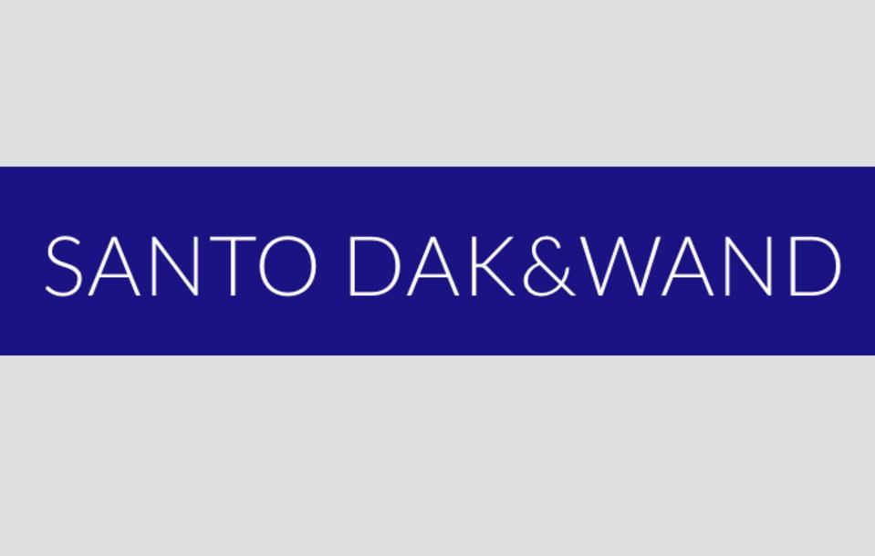 Logo Santo Dak & Wand