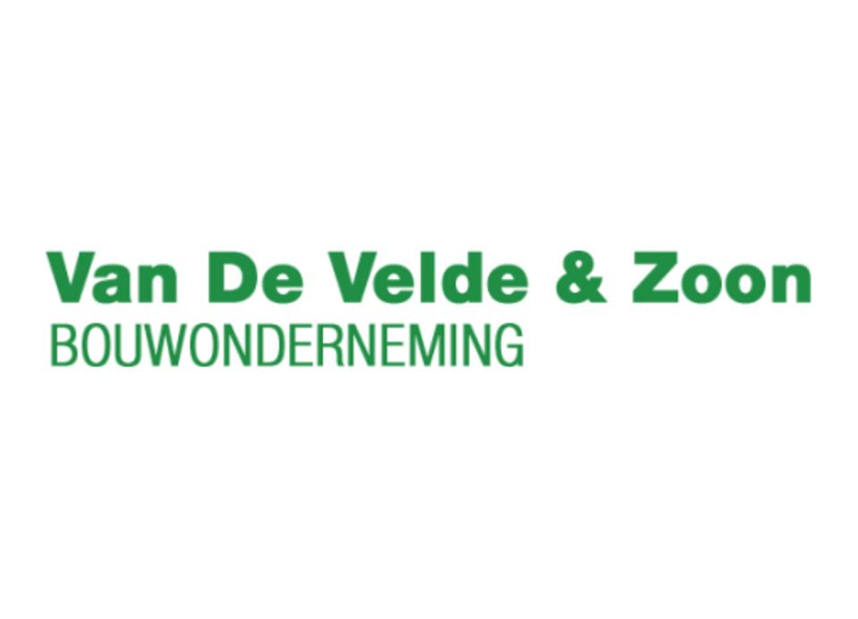 Logo Van De Velde & Zoon