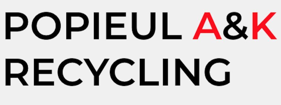 Logo A&K Recycling
