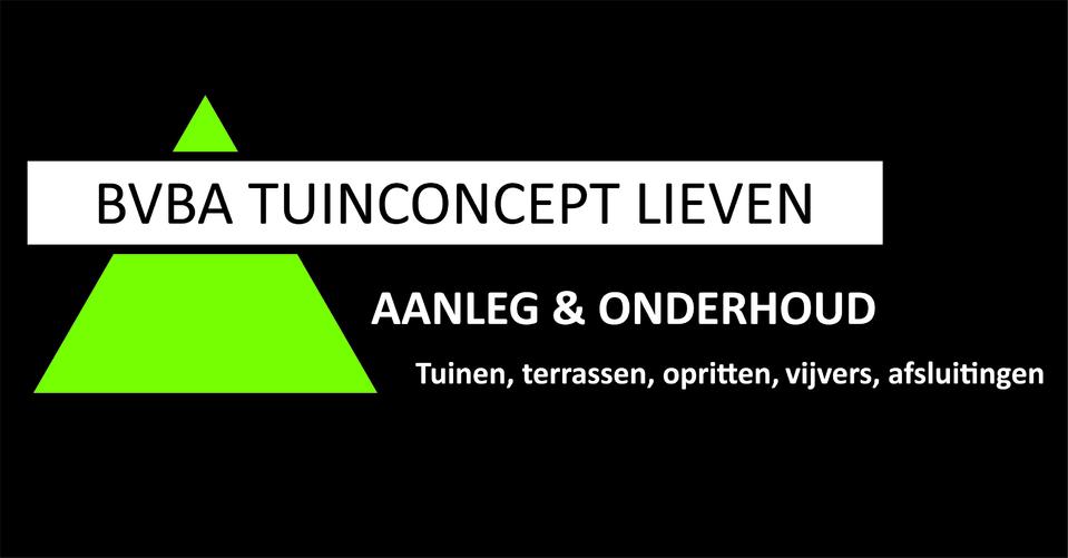 Logo Tuinconcept Lieven
